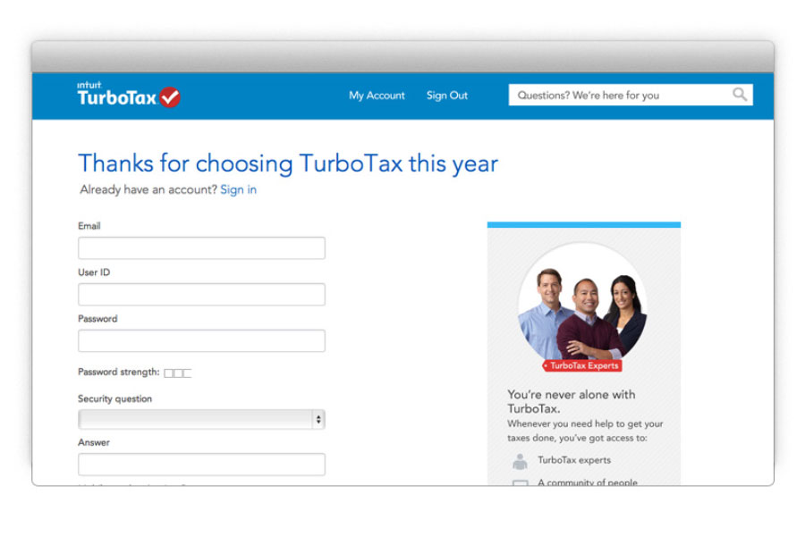 TurboTax Help Desk by Ripcord Digital Inc.